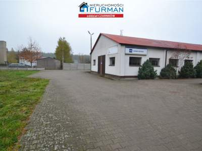 Gewerbeimmobilien zum Kaufen  Wieleń                                      | 327 mkw
