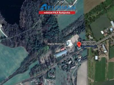 Commercial for Sale  Szamocin                                      | 400 mkw