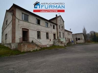 Gewerbeimmobilien zum Kaufen  Szydłowo (Gw)                                      | 500 mkw