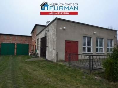 Gewerbeimmobilien zum Kaufen  Białośliwie                                      | 246 mkw