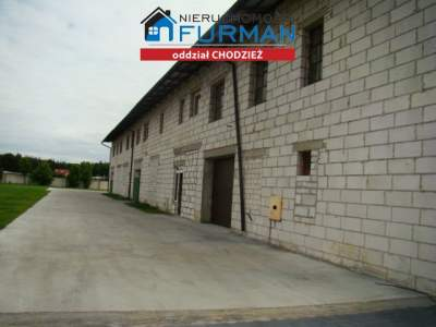 Commercial for Rent   Budzyń                                      | 1100 mkw