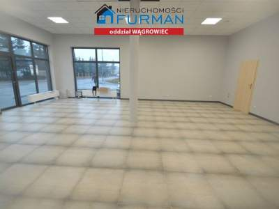 Commercial for Rent   Wągrowiec                                      | 131 mkw