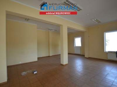 Commercial for Rent   Wągrowiec                                      | 74 mkw