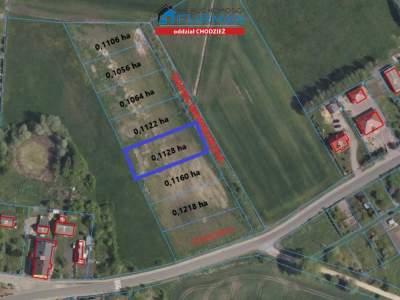 участок для Продажа  Chodzież (Gw)                                      | 1128 mkw