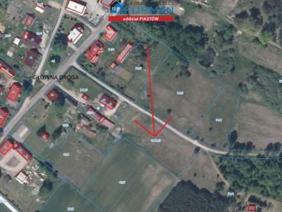 Grundstücke zum Kaufen  Człopa (Gw)                                      | 850 mkw