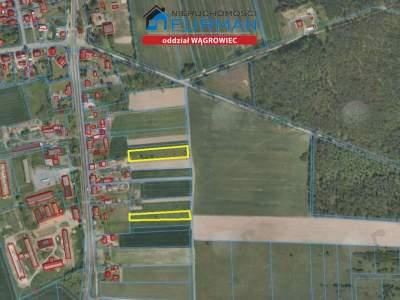 Parcela para Alquilar  Rogoźno (Gw)                                      | 1600 mkw