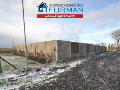 Lots for Sale  Wągrowiec (Gw)                                      | 640 mkw