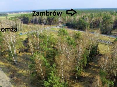 Lots for Rent   Zambrowski                                      | 10000 mkw
