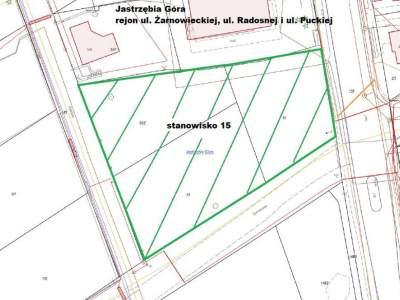 Grundstück zum Miete   Władysławowo                                      | 150 mkw