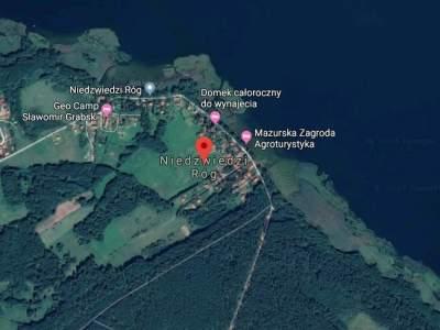 Grundstück zum Miete   Niedźwiedzi Róg                                      | 168004 mkw