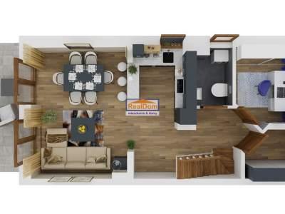 Mieszkania na Sprzedaż  Wielka Wieś                                      | 94 mkw