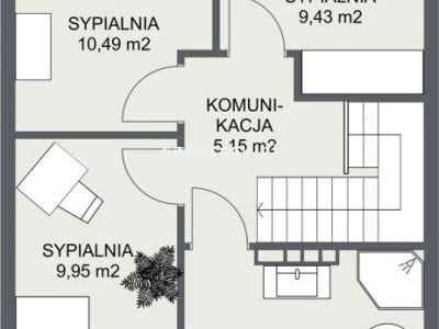 Domy na Sprzedaż, Wielka Wieś, Graniczna - Okolice | 86 mkw