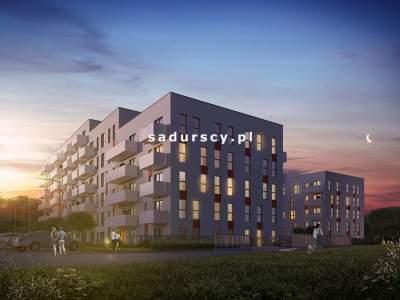Mieszkania na Sprzedaż, Kraków, Kazimierza Wyki - Okolice   53 mkw